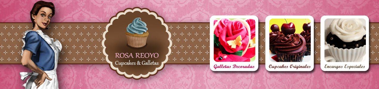 Rosa Reoyo Cupcakes y Galletas