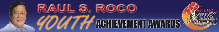 Raul S. Roco Youth Achievement Awards