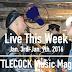 Live This Week: Jan. 3rd-9th, 2016