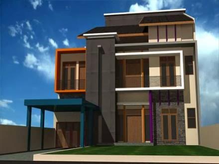 model rumah minimalis 2 lantai 2019   informasi menarik 2019