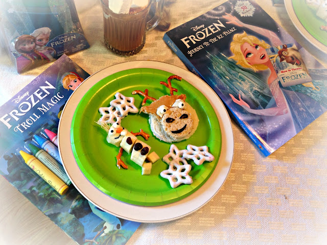 FROZEN recipe fun food #FrozenFun #shop #cbias