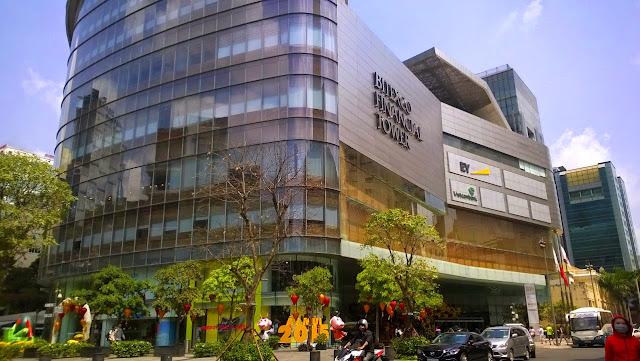 Các công trình kiến trúc kì lạ ở Sài Gòn