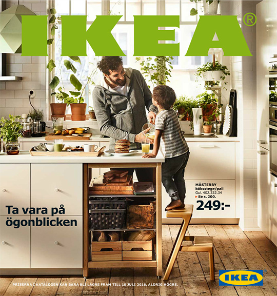 var dags rum ikea katalogen 2016 p svenska finns nu online. Black Bedroom Furniture Sets. Home Design Ideas