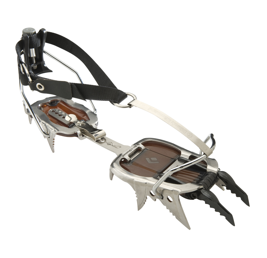 Gear Review Black Diamond Cyborg Pro Crampons White Knuckled