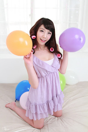 Kim Ha Eum, Purple Cutie 14
