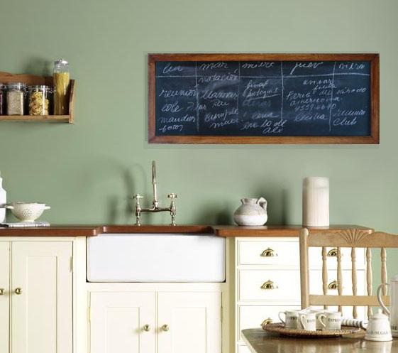 Espejos ecomarcos pizarrones decorativos y tiles para el for Utiles para cocina