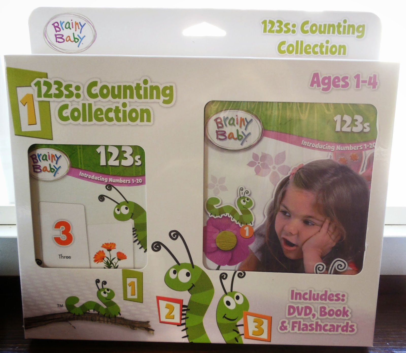 Brainy Baby Counting Collection