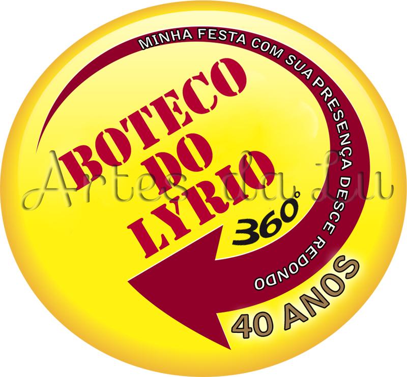 Populares Artes Da Lu: Festa SKOL - Boteco do LYRIO YK77
