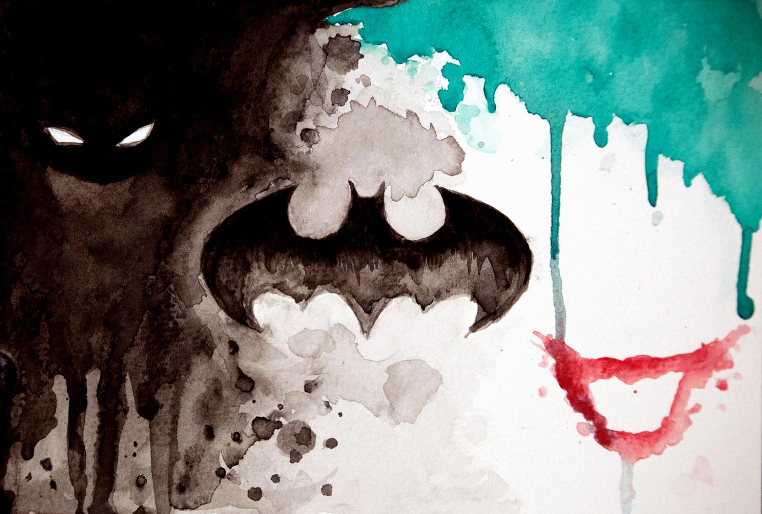 Batman And Joker Birthday Card – Batman Birthday Cards