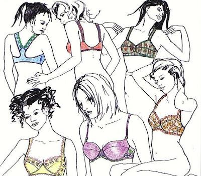 Merkwaerdigh lingerie