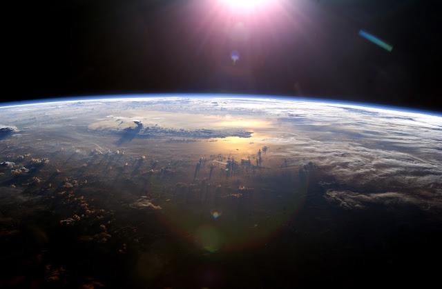नासा के अंतरिक्ष दृश्य