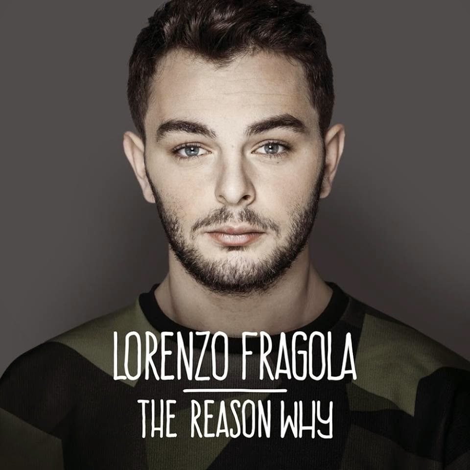 Lorenzo Fragola. winner of X Factor italian 2014