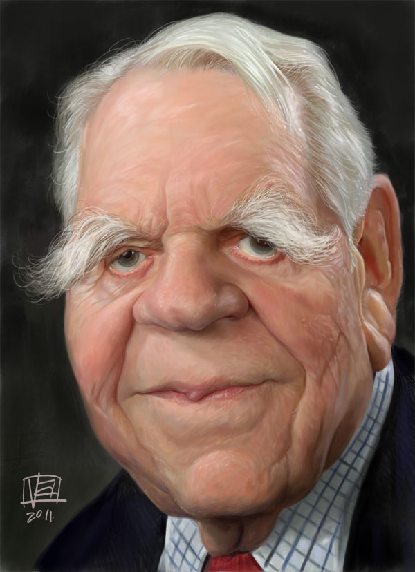 Andy Rooney Net Worth