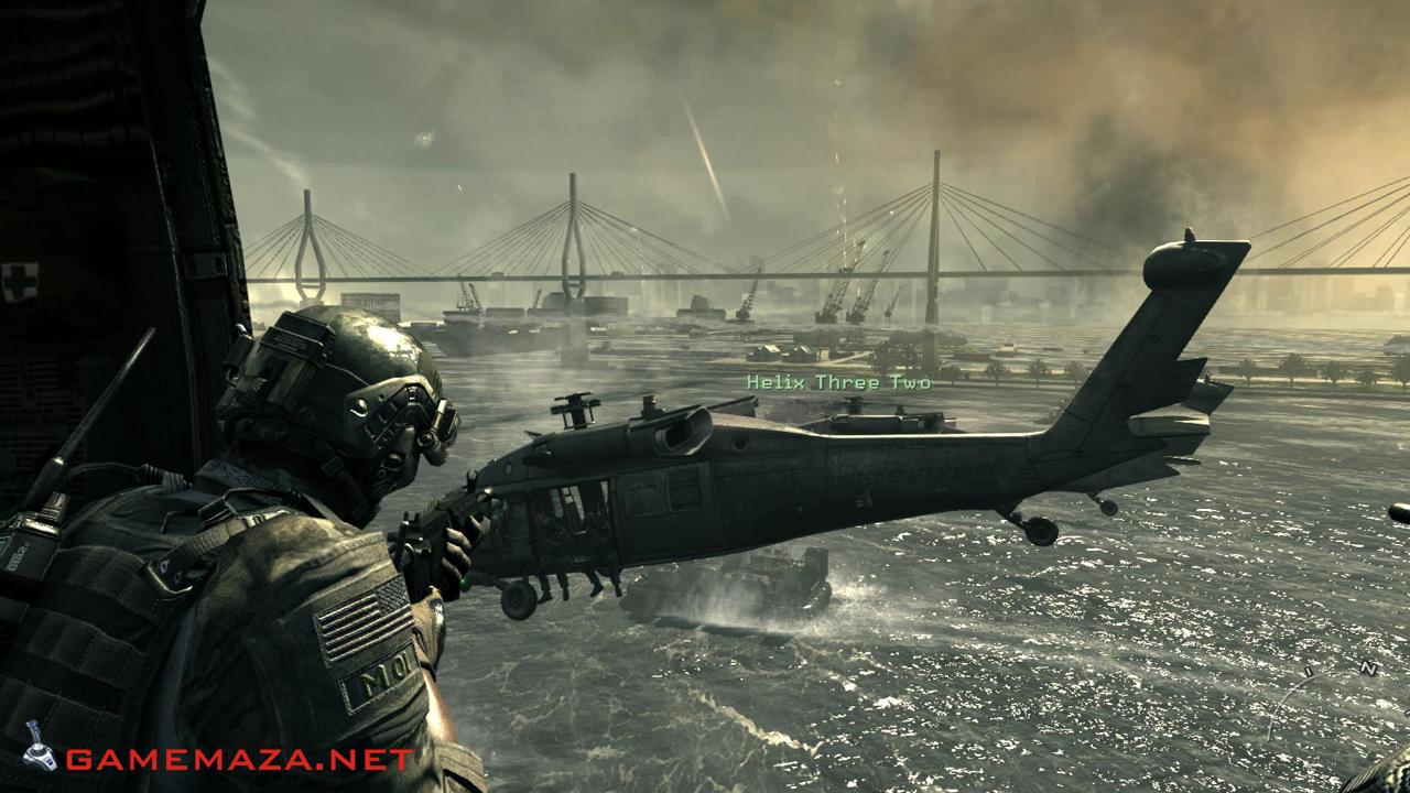 Call Of Duty Modern Warfare 1 Free Download For Mac