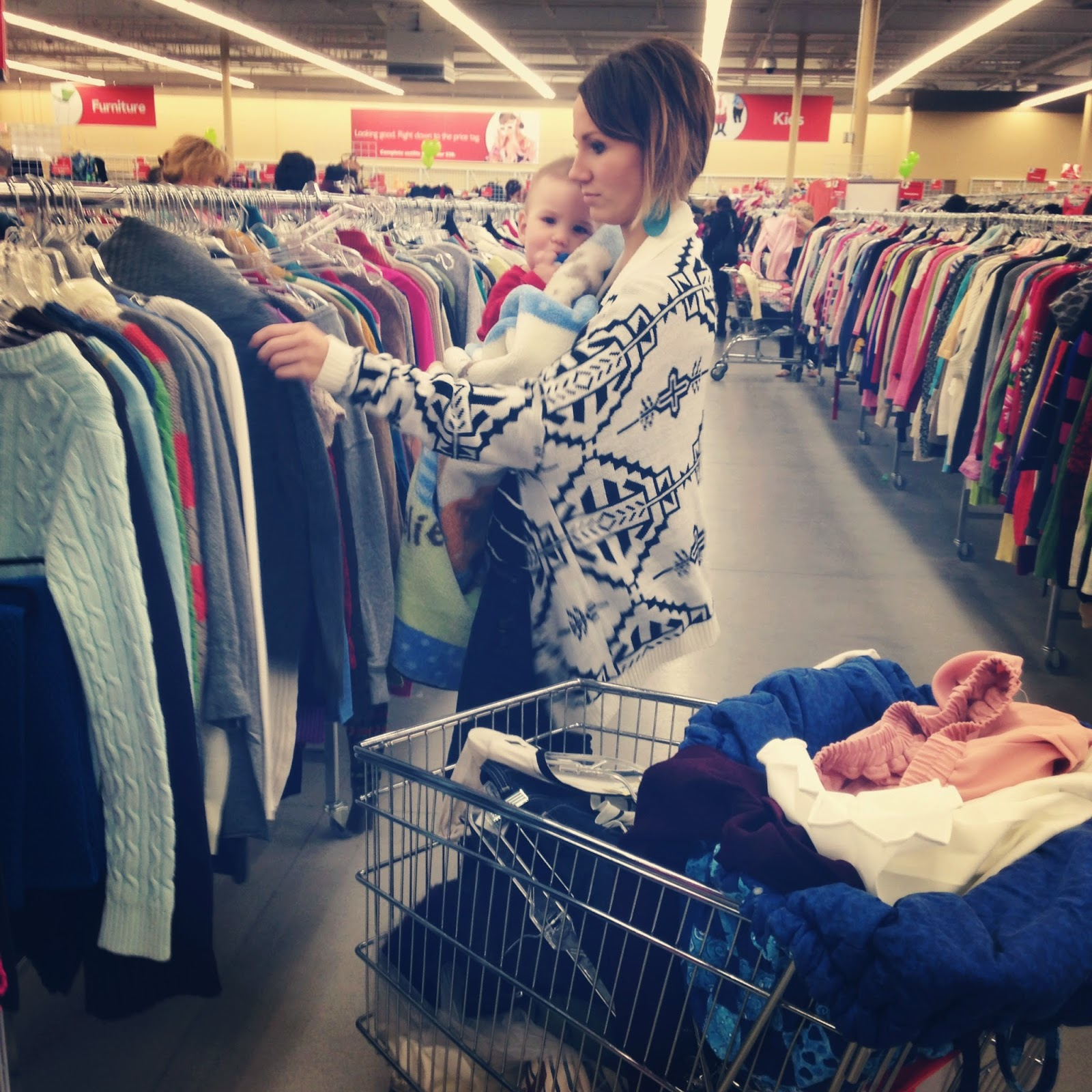 Where to shop from a thrifty style blogger- list of stores and what to look for to find the right thing at the right price.