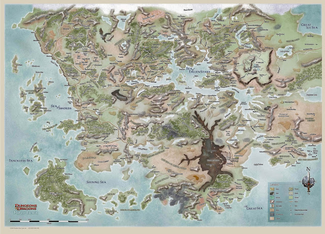 The Forgotten Realms