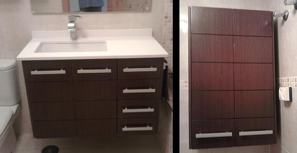 muebles para su baño - disarycor - carpintero en granada, armarios ... - Muebles Para Bano En Madera
