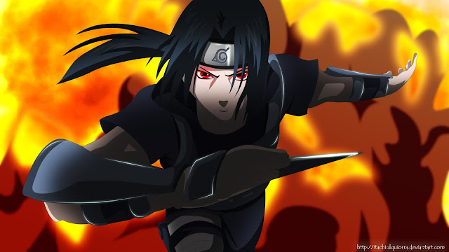 Itachi Uchiha Wallpaper 0019