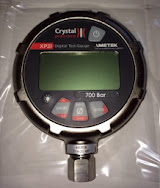 Crystal XP2i Digital Test Gauge. 0-700 Bar