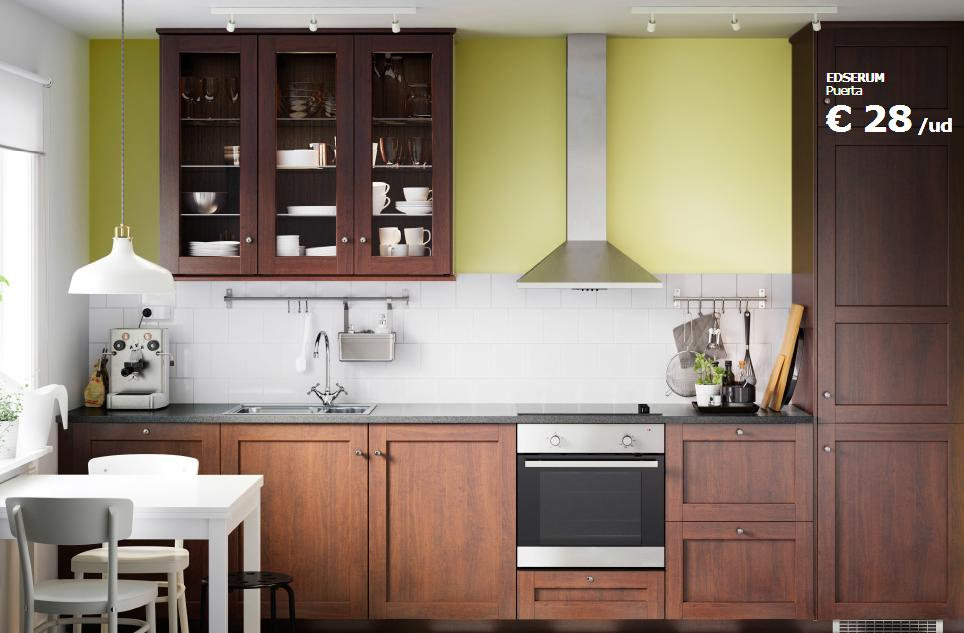 Ikea catalogo ikea cocinas for Diseno de cocinas ikea