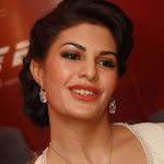 Jacqueline Fernandez Looks Gorgeous In White Dress At The Launch Of 'IVA' The New Fashion Jewellery Range By Tanishq
