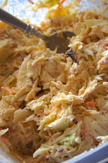 Spicy Coleslaw: Savory Sweet and Satisfying