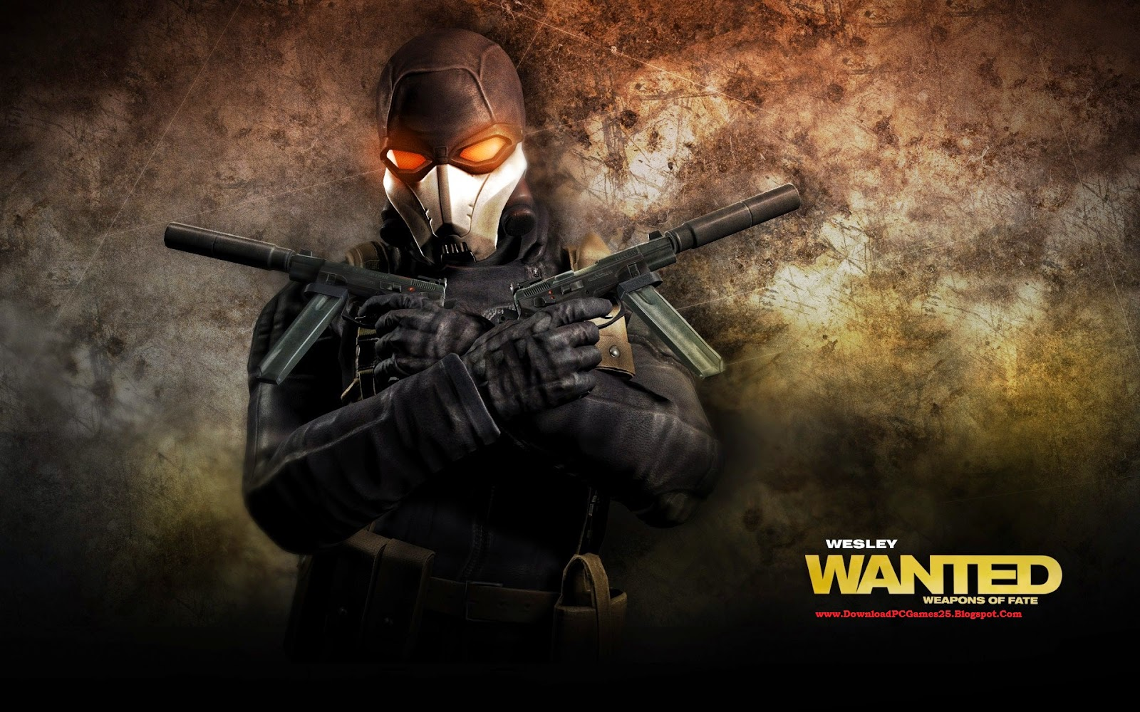Wanted Weapons of Fate PC