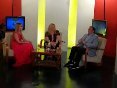 Entrevista a Silvia Ramos de Barton en el programa: Galicia Tierra Mía, España en Mi Corazón.