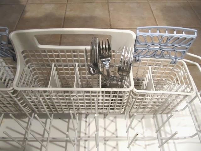 dishwasher basket repair