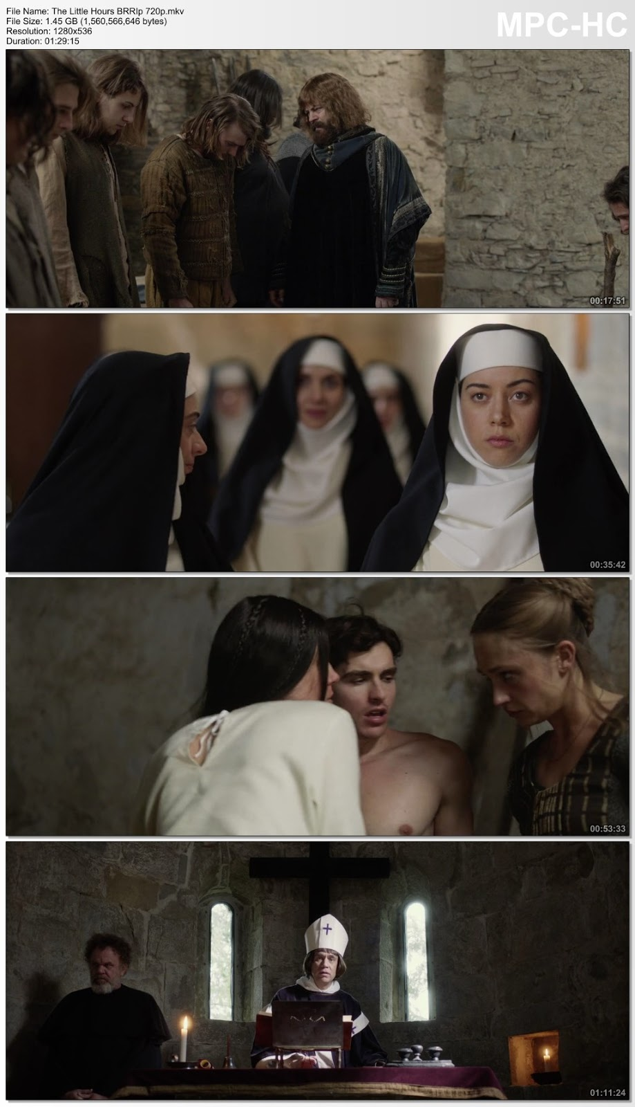 En Pecado (2017) [BrRip720p]Latino][MG+]