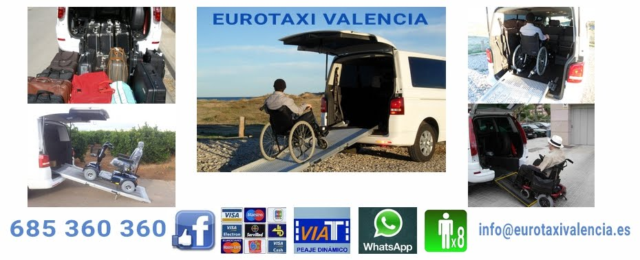 taxi accesible
