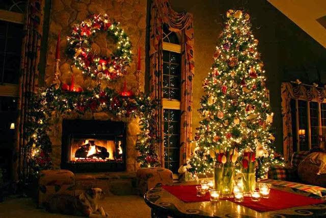 Ομορφες χριστουγεννιάτικες εικόνες