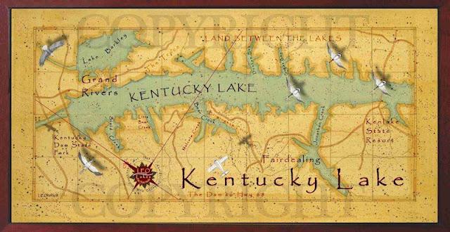 Old Field Studio Kentucky Lake Road Trip
