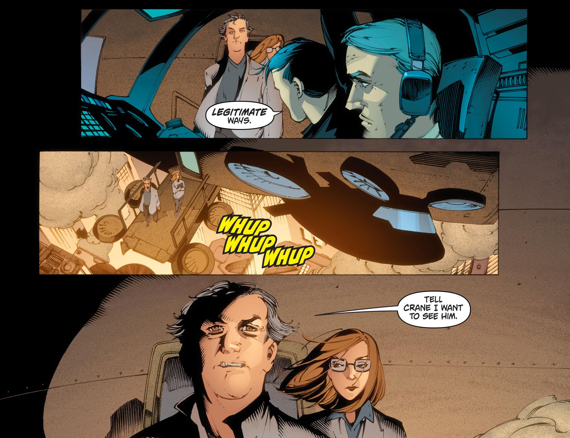 Batman: Arkham Knight [I] Issue #35 #37 - English 18