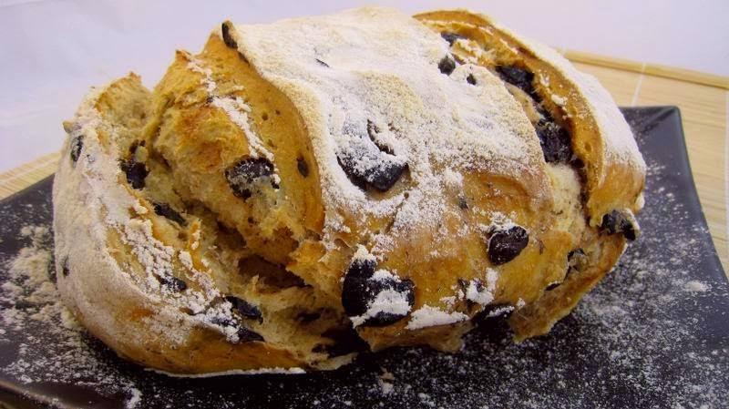 وصفة تحضير خبز الزيتون