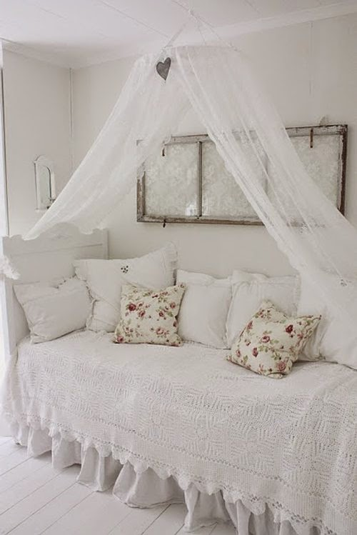 Recortes decorados magia entre tules doseles y mosquiteras - Doseles para camas ...