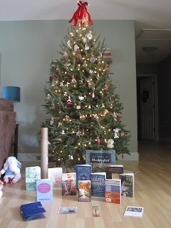 Bookish Christmas Loot