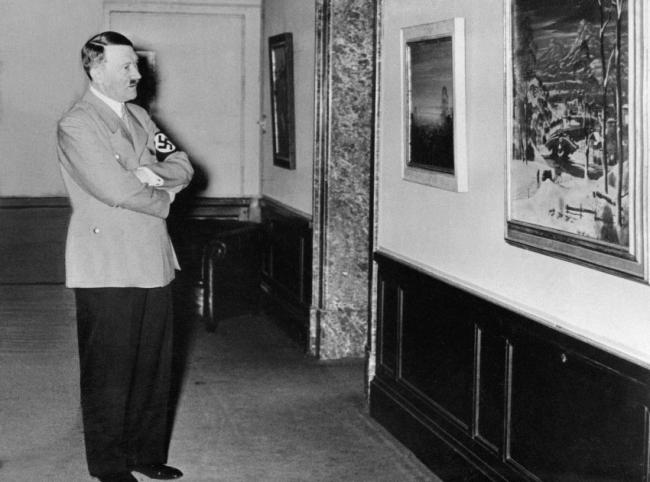 Art of Adolf Hitler