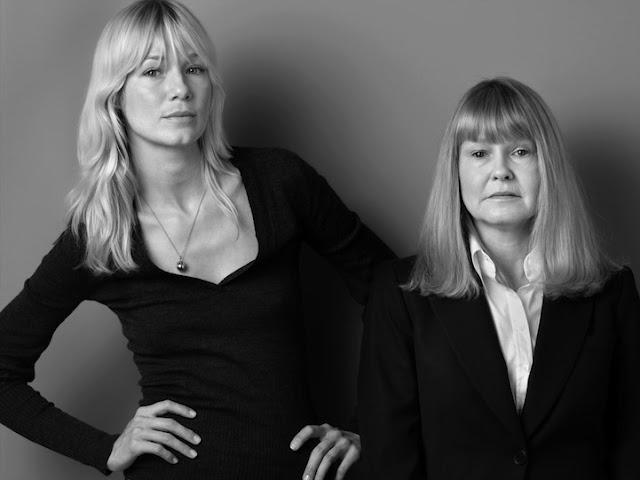 Проникновенные черно-белые портреты моделей и их матерей
