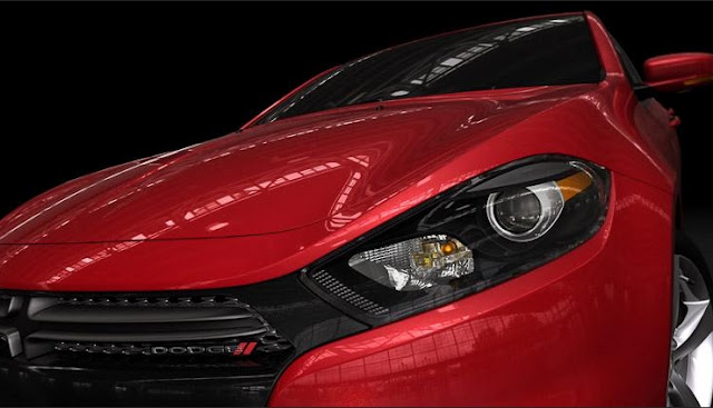 Dodge Dart picture front