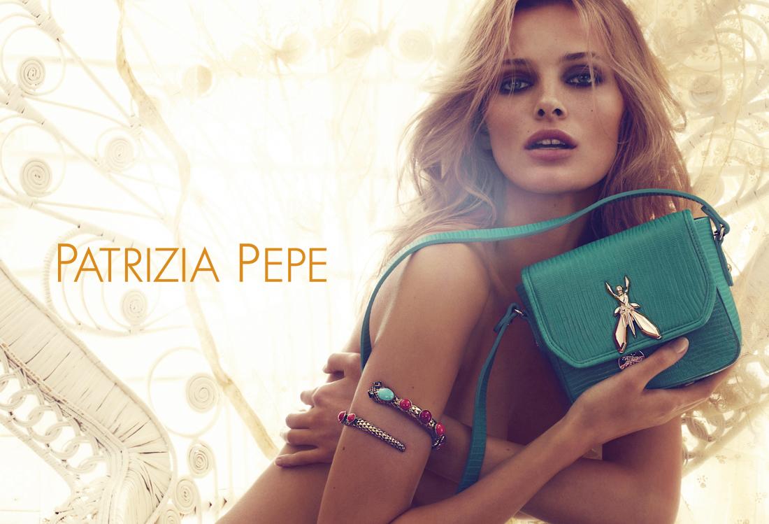 Ad campaign patrizia pepe s s 2012 edita edita for Patrizia pepe italia