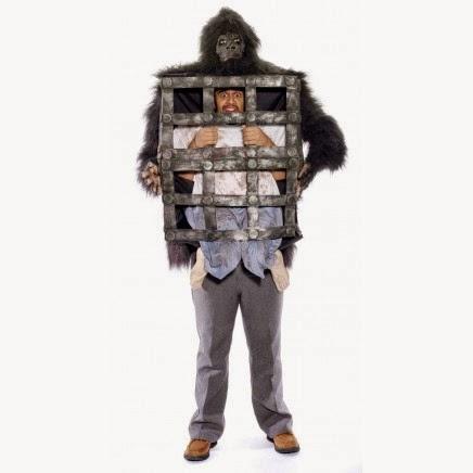Disfraz de En la Jaula del Gorila