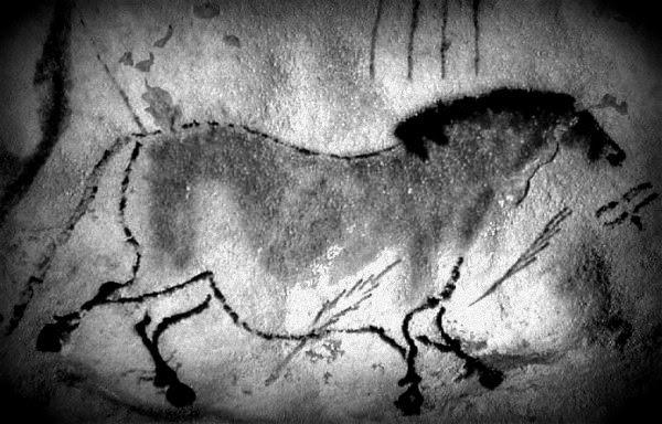 картины древних людей