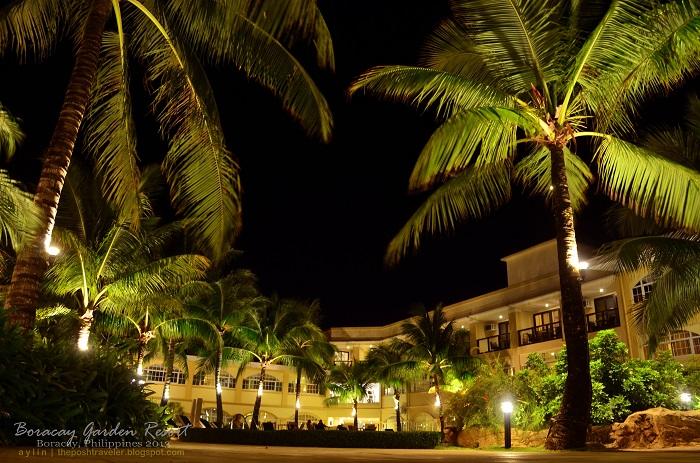 Boracay Garden Resort #NightTime