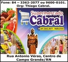 Supermercado Cabral - Campo Grande/RN