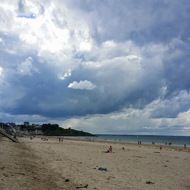 #wbzh Breizh mer plage côte d'émeraude