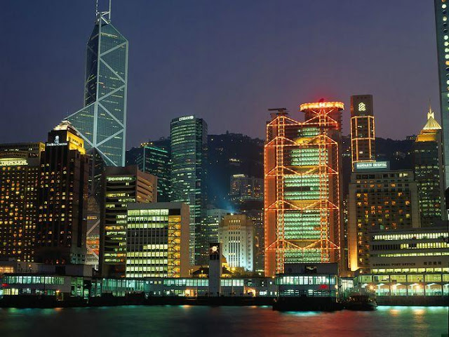 Hong Kong City Seen On www.coolpicturegallery.us