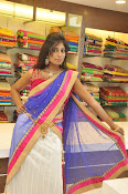 Mounika Reddy Glam pics in Half saree-thumbnail-17