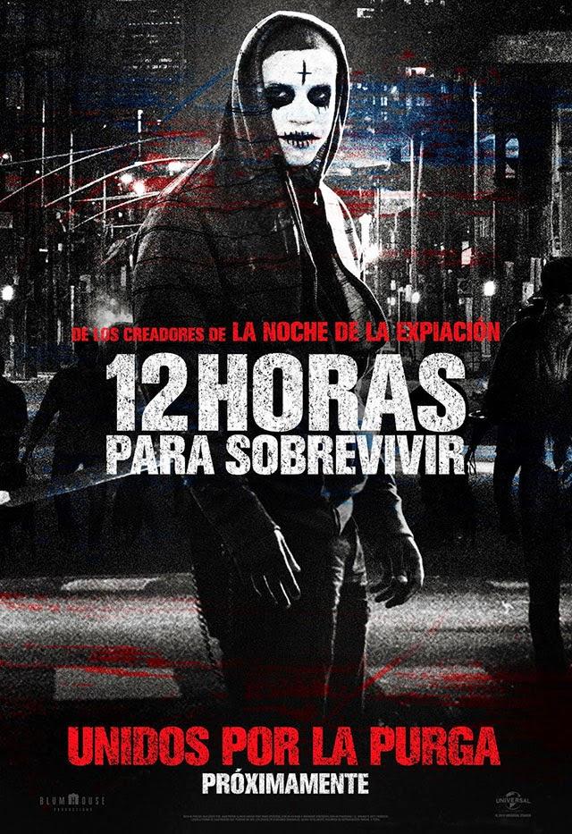 The Purge 2 – DVDRIP LATINO