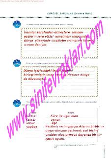 6.Sinif  Turkce Doku Yayinlari Ogrenci Calisma Kitabi Sayfa 87